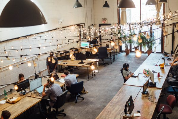 Office Too Stiff? Here's How You Can Add Some Workplace Flexibility