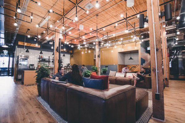 Coworking Spaces as Innovation Hotspots
