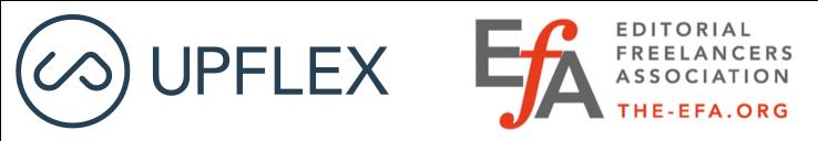Upflex / EFA