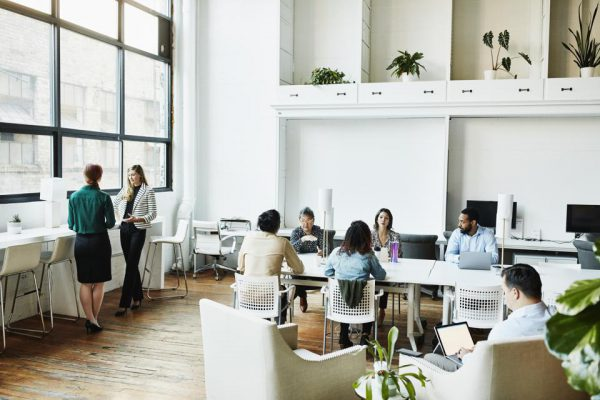 The CRE Revolution: How Companies' and Employees' Needs Meet in Flex Workspace